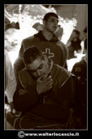 Pietraperzia. Venerdi' Santo 21-03-2008. U Signuri di li fasci.   PIETRAPERZIA Walter Lo Cascio