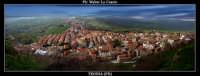 Troina: Foto panoramica a 180 gradi del paese di Troina. Foto 76  - Troina (3252 clic)