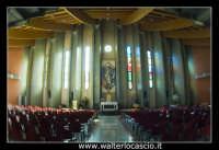 Caltanissetta. Nuova Chiesa di San Paolo a Caltanissetta. Parrocchia di San Paolo in Via Don Minzoni, Caltanissetta.  Foto Walter Lo Cascio www.walterlocascio.it  - Caltanissetta (1953 clic)