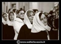 Pietraperzia. Venerdi' Santo 21-03-2008. U Signuri di li fasci.  Foto Walter Lo Cascio www.walterlocascio.it   - Pietraperzia (1815 clic)
