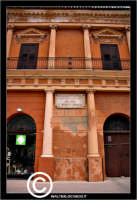 Licata: Piazza Progresso. Palazzo Licatese  - Licata (1724 clic)
