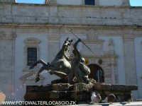 Fontana del tritone in piazza garibaldi. CALTANISSETTA Walter Lo Cascio