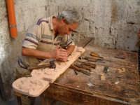 Antichi mestieri di siclia. Intarsi sul legno.  - Palermo (11064 clic)