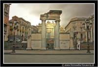 Catania: Anfiteatro Romano. Scavi archeologici lungo la Via Etnea.  - Catania (2327 clic)
