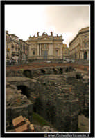 Catania: Anfiteatro Romano. Scavi archeologici lungo la Via Etnea.  - Catania (2113 clic)