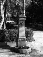 Villa Cordova in Viale Testasecca. U Cannolu!  - Caltanissetta (3677 clic)