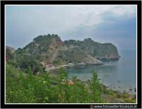 Isolabella: Panorama di Isolabella.  - Taormina (3236 clic)