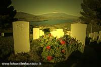 Cimitero Canadese.  - Agira (3477 clic)
