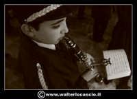 Pietraperzia. Venerdi' Santo 21-03-2008. U Signuri di li fasci.  Foto Walter Lo Cascio www.walterlocascio.it   - Pietraperzia (1689 clic)