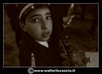 Pietraperzia. Venerdi' Santo 21-03-2008. U Signuri di li fasci.  Foto Walter Lo Cascio www.walterlocascio.it   - Pietraperzia (1949 clic)