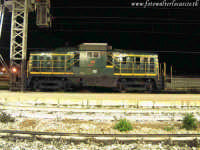 Locomotiva posteggiata.  - Termini imerese (5903 clic)