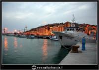 Licata: Porto di Licata. Sullo sfondo il paese. Foto Walter Lo Cascio www.walterlocascio.it   - Licata (4768 clic)