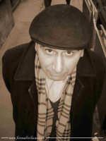 Pietro Giordano. Attore di cinema. Ha girato diverse pellicole in B&N con i registi Ciprì e Maresco.