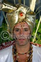 Agira. Carnevale Estivo di Agira 2006. Unica manifestazione del carnevale Estivo in Sicilia. Si svolge ogni anno a meta' Agosto.  - Agira (1266 clic)