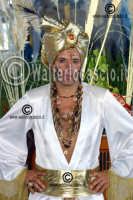 Agira. Carnevale Estivo di Agira 2006. Unica manifestazione del carnevale Estivo in Sicilia. Si svolge ogni anno a meta' Agosto.  - Agira (1299 clic)