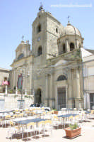 Piazza di troina. Chiesa San Giorgio (XV ec); Cattedrale  Maria SS. Assunta (1078 . 1080)   - Troina (7539 clic)