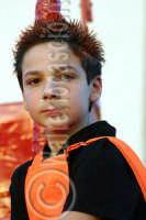 Agira. Carnevale Estivo di Agira 2006. Unica manifestazione del carnevale Estivo in Sicilia. Si svolge ogni anno a meta' Agosto.  - Agira (1177 clic)