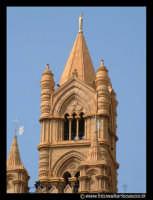 La cattedrale di Palermo. Particolare del campanile. PALERMO Walter Lo Cascio