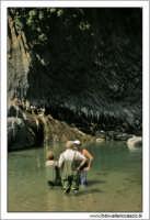 Gole dell'alcantara. Giugno 2005 #1  - Alcantara (3192 clic)