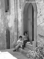 Bambini al riposo. Troina (2004)  - Troina (6605 clic)