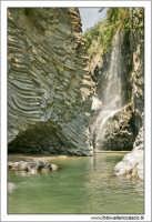 Gole dell'Alcantara.  Giugno 2005 #12  - Alcantara (7303 clic)
