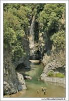 Gole dell'Alcantara.  Giugno 2005. #18  - Alcantara (25764 clic)