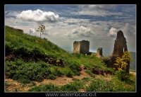 Agira. Il Castello Medioevale di Agira.  - Agira (2229 clic)
