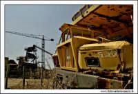 Caltanissetta. Valle dell'Imera. Miniera abbandonata.  - Caltanissetta (3354 clic)