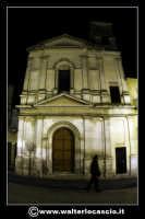 Pietraperzia. Chiesa di San Rocco. XX Secolo. Foto Walter Lo Cascio www.walterlocascio.it   - Pietraperzia (2475 clic)