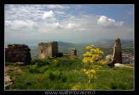 Agira. Il Castello Medioevale di Agira.  - Agira (2193 clic)