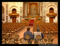 Chiesa del SS Salvatore in via Maqueda: interno.  - Palermo (11727 clic)
