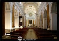 Caltanissetta. Chiesa di San Domenico. Navata centrale.  - Caltanissetta (4645 clic)