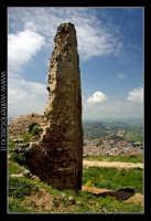 Agira. Il Castello Medioevale di Agira.  - Agira (2138 clic)