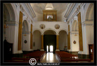 Caltanissetta. Chiesa di San Domenico. Navata Centrale.  - Caltanissetta (4928 clic)