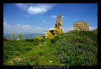 Agira. Il Castello Medioevale di Agira.  - Agira (2220 clic)