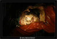 Caltanissetta. Le Vare del Giovedi Santo a Caltanissetta. Giovedi' Santo a Caltanissetta, edizione 2006. Le vare all'interno della Cattedrale Santa Maria la Nova.  - Caltanissetta (2366 clic)