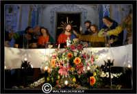 Caltanissetta. Le Vare del Giovedi Santo a Caltanissetta. Giovedi' Santo a Caltanissetta, edizione 2006. Le vare all'interno della Cattedrale Santa Maria la Nova.  - Caltanissetta (3132 clic)