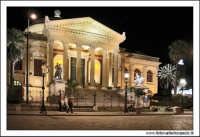 Palermo. Piazza Verdi. Teatro Massimo By night #1 PALERMO Walter Lo Cascio