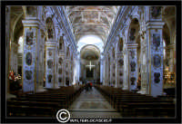 Caltanissetta. La cattedrale di Caltanissetta. Santa Maria La Nova. Navata Centrale della Cattedrale di Caltanissetta.  - Caltanissetta (7685 clic)