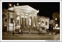 Palermo. Piazza Verdi. Teatro Massimo By night #2 PALERMO Walter Lo Cascio