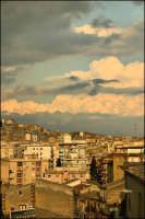 Caltanissetta. Panorama nisseno. Quartiere San Michele. CALTANISSETTA Walter Lo Cascio
