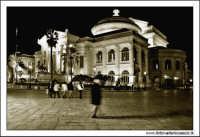 Palermo. Piazza Verdi. Teatro Massimo By night #4 PALERMO Walter Lo Cascio