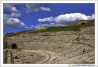 Siracusa: Teatro Greco. (V secolo a.c.) che è il più grande teatro della Sicilia ed uno dei maggiori dell'intero mondo greco.#2  - Siracusa (4936 clic)