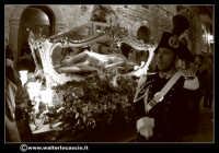Pietraperzia. Venerdi' Santo 21-03-2008. U Signuri di li fasci. Foto Walter Lo Cascio www.walterlocascio.it   - Pietraperzia (1508 clic)