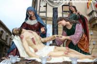 Le vare del Giovedì Santo a Caltanissetta. LA PIETA'  - Caltanissetta (5380 clic)