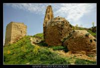 Agira. Il Castello Medioevale di Agira.  - Agira (2283 clic)