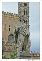 Le statue. La Cattedrale di Palermo #13 PALERMO Walter Lo Cascio