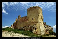Agira. Il Castello Medioevale di Agira. www.walterlocascio.it  - Agira (3706 clic)