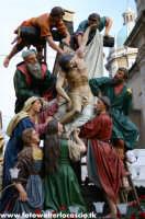 Le vare del Giovedì Santo a Caltanissetta.  LA DEPOSIZIONE  - Caltanissetta (4034 clic)