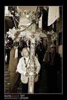Mazzarino - Festa del SS. Crocifisso dell'Olmo. Signore dell'Olmo. Anno 2010. Foto Walter Lo Cascio. www.walterlocascio.it  - Mazzarino (3594 clic)